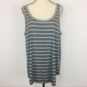 NWT Torrid striped tank top